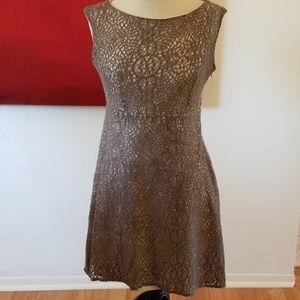 Eva franco shimmer dress